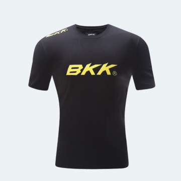 Apparel BKK Round Tshirt Short 1505 Black