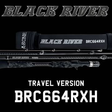 Rod Bone BRC664RXH Cast Travel 4pc 6ft6inch PE1-4