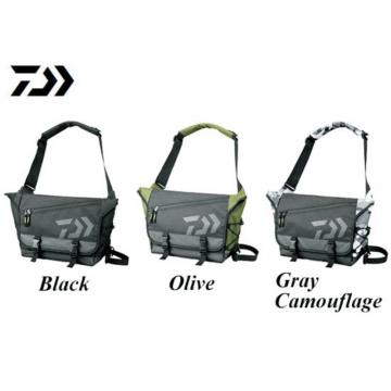 Accessories Daiwa Messenger Bag C Olive Camo