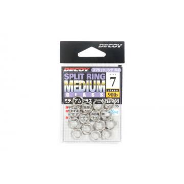 Accessories Decoy R-3 Split Ring MediumClass Sz7