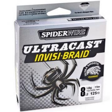 Braided Line SpiderWire UltCast IVB 125yd