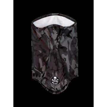#Apparel Bone BUFGRY UV Headwear Grey Camo Apparel Bone BUFGRY UV Headwear Grey Camo